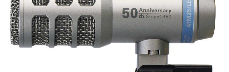 Audio-Technica wird 50