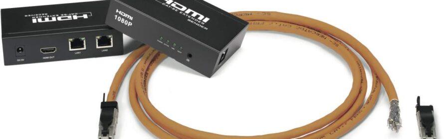 HDMI auf langen Strecken