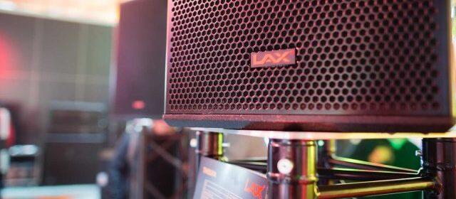 B&K Braun vertreibt LAX PRO AUDIO