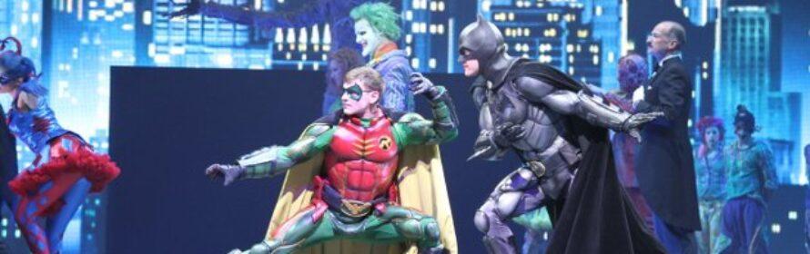 Die Helden vieler Kinder: Batman und Robin