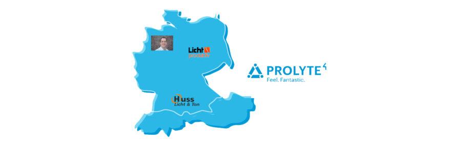 Prolyte stellt deutsches Distributoren-Netzwerk vor