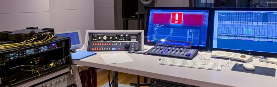 Remote-Mastering-Service