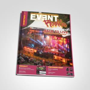 EVENT Rookie Ausgabe 5/21